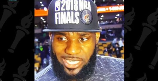 NBA issues 'finals' hats with message that has inadvertently triggered liberals: Do you see it? by Rusty Weiss