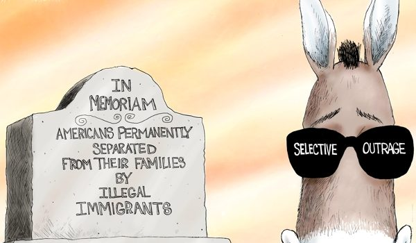 Cartoon of the Day: Blind ambition by A. F. Branco