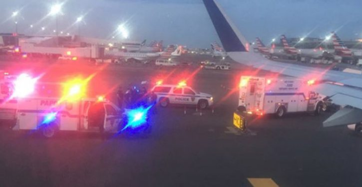 JetBlue radio glitch sets off hijacking scare at JFK