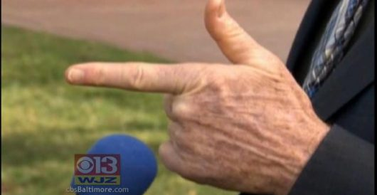 Another Maryland 6-year-old suspended for pointing finger like gun by Howard Portnoy