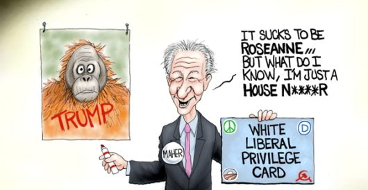 Cartoon of the Day: Sur-Real Time by A. F. Branco