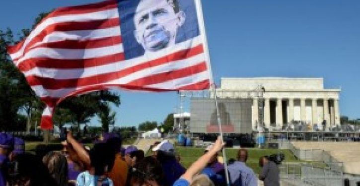The Cult of Obama continues to thrive