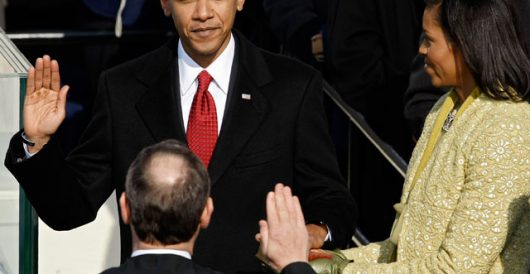 Obama appoints 8 'citizen co-chairs' to extol his virtues at inauguration by Howard Portnoy