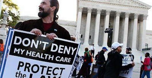 Health care debate, redux? by Dustin Siggins