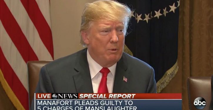 ABC apologizes for graphic declaring Manafort pleaded guilty to manslaughter
