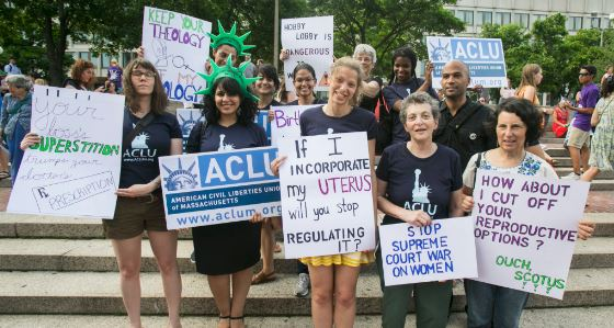 ACLU defends censorship in Virginia