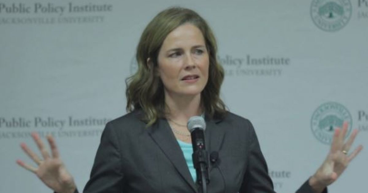 amy coney barrett - photo #14