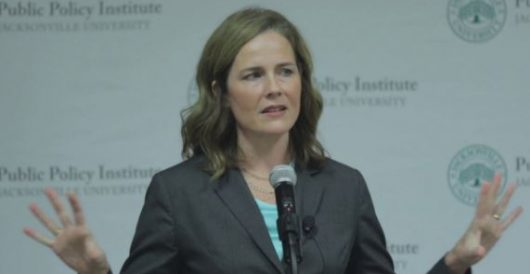Reuters rewrote a smear job on Amy Coney Barrett, then offered scant explanation to readers by Daily Caller News Foundation