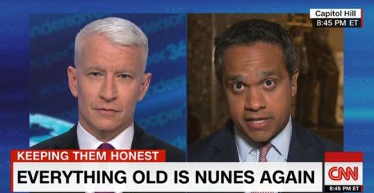 CNN butt-hurt again after Devin Nunes slams them as 'Democratic Party propaganda' by Joe Newby
