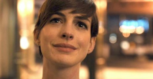 Actress Anne Hathaway says, 'ALL black people fear for their lives DAILY in America' by LU Staff