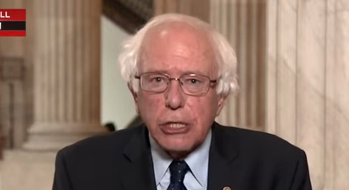 Bernie Sanders thinks terrorist killer should be given the right to vote