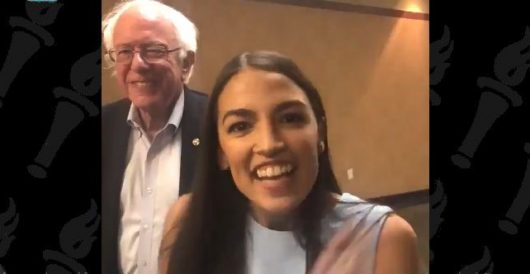 Ocasio-Cortez says she has never spoken to Biden, nor has he asked for her support by Daily Caller News Foundation