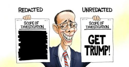 Cartoon bonus: Redacted, unredacted by A. F. Branco