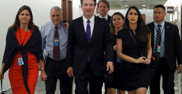 Brett Kavanaugh is anti-woman? His numerous female law clerks strongly disagree