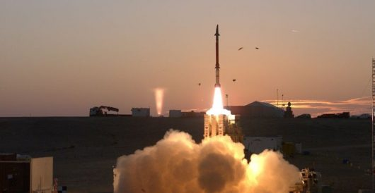 Israel: First 'David's Sling' anti-missile launch a reminder of how Syrian war is changing the map by J.E. Dyer