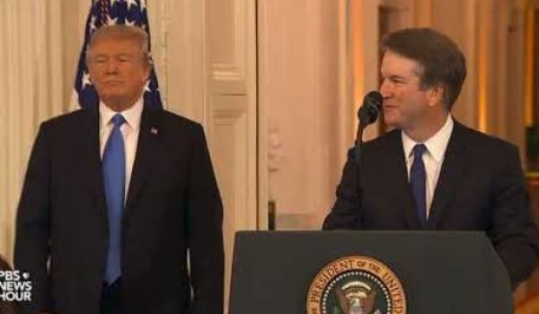 Soros-funded nonprofit asks public for info on who Brett Kavanaugh went to Nationals games with by J.E. Dyer