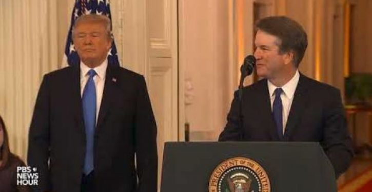 Report: Senate Republicans have the votes to confirm Kavanaugh