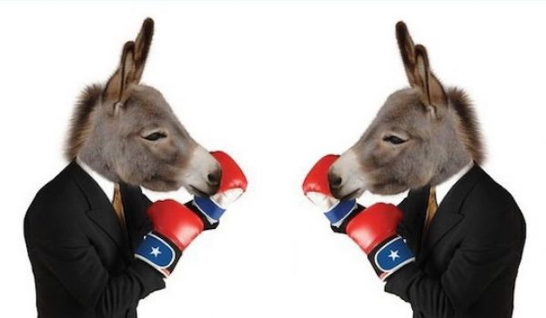 Civil war: The Democratic Party is now a house divided against itself by Jeff Dunetz