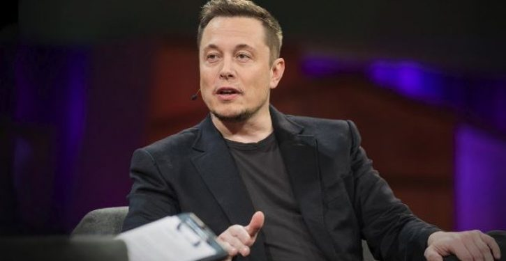 Elon Musk's ticket to ride is a dangerous one
