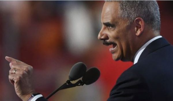 It's come to this: Even Eric Holder warns Democrats that 'borders mean something' by Daily Caller News Foundation
