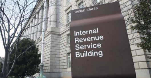 IRS glitch leads to thousands of foreign workers getting stimulus checks by Daily Caller News Foundation