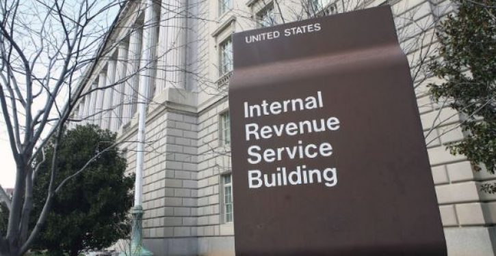 Big win in court for True the Vote: Fee judgment against IRS
