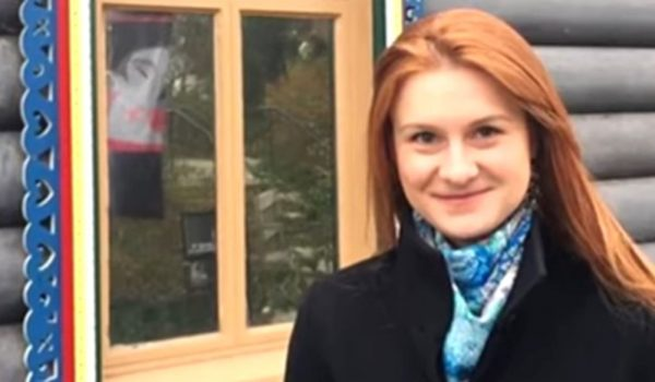 Justice Department seeks 18-month prison sentence for Russian agent Maria Butina by Daily Caller News Foundation