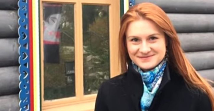 Russia detains U.S. citizen for 'espionage'; apparent retaliation for Maria Butina