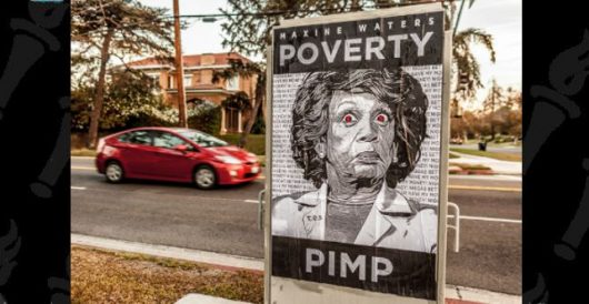Guess who? Maxine Waters finds her first target as House Financial Services Committee chair by Daily Caller News Foundation