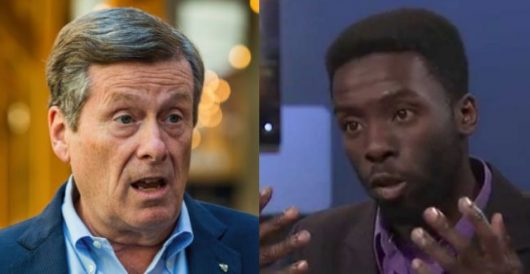 Mayor who called shooter of young children 'sewer rats' being accused of 'de-humanizing' blacks by Howard Portnoy