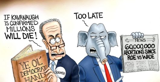 Cartoon of the Day: By the book by A. F. Branco