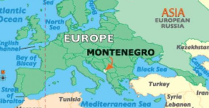 Montenegro says size doesn't matter after Trump's NATO diss