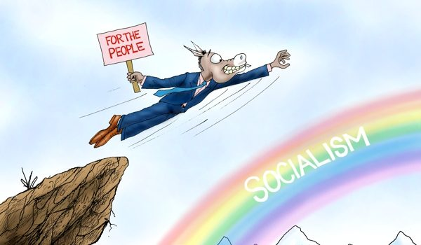 Cartoon of the Day: Leap of faith by A. F. Branco