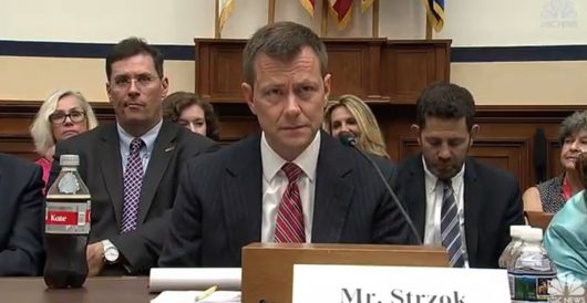 Email: Peter Strzok suspected CIA hadn't shared info with FBI, was behind inaccurate media leaks by Daily Caller News Foundation