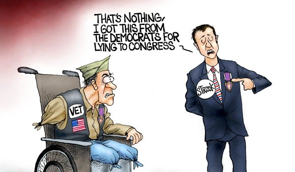 Cartoon of the Day: Medal disorder by A. F. Branco