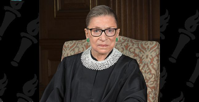 Justice Ruth Bader Ginsburg has just died