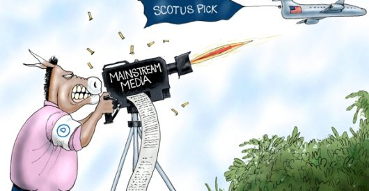 Cartoon of the Day: Flak news by A. F. Branco