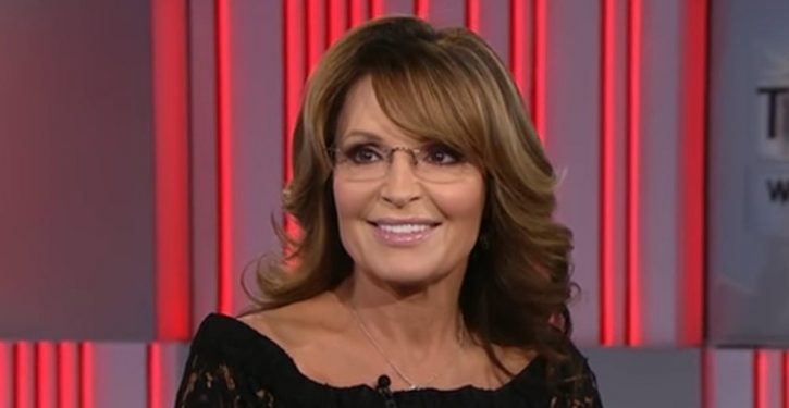 Sarah Palin: Sacha Baron Cohen tricked her into ambush interview, disguised as disabled veteran