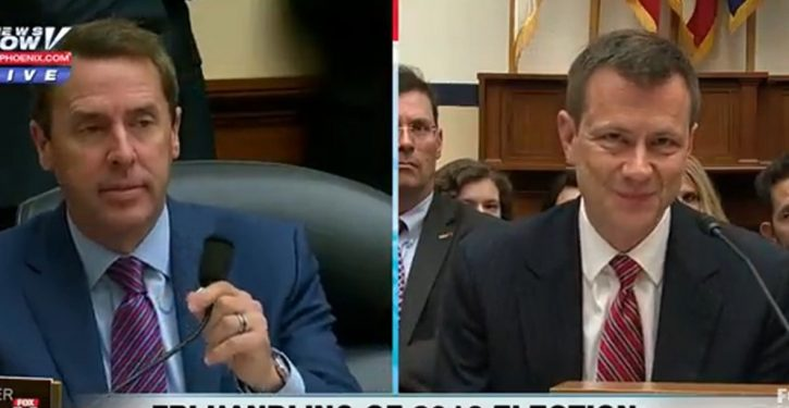 Peter Strzok channels Marisa Tomei from 'My Cousin Vinny' (and not in a good way)