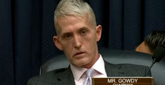 Trey Gowdy rules out impeachment effort against Deputy AG Rod Rosenstein by J.E. Dyer