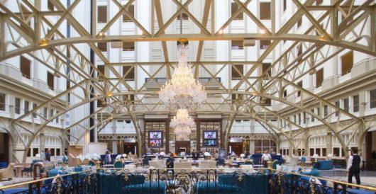 Trump Derangement Syndrome's latest victim? Thirsty hotel guests by LU Staff