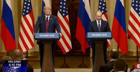 Helsinki: Trump does it his way; the 'narrative' loses control by J.E. Dyer