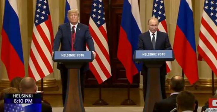 Helsinki: Trump does it his way; the 'narrative' loses control