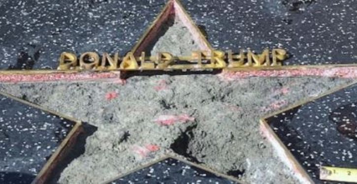 Why the push to remove Trump's star from the Hollywood Walk of Fame is no laughing matter