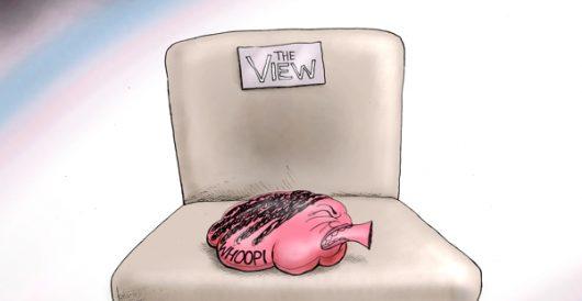 Cartoon bonus: What a gas! by A. F. Branco
