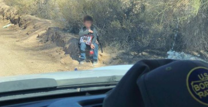 Border patrol rescues 6-year-old Costa Rican boy abandoned by smuggler in AZ desert
