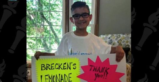 A different kind of lemonade stand story: One that will make you feel good by Howard Portnoy