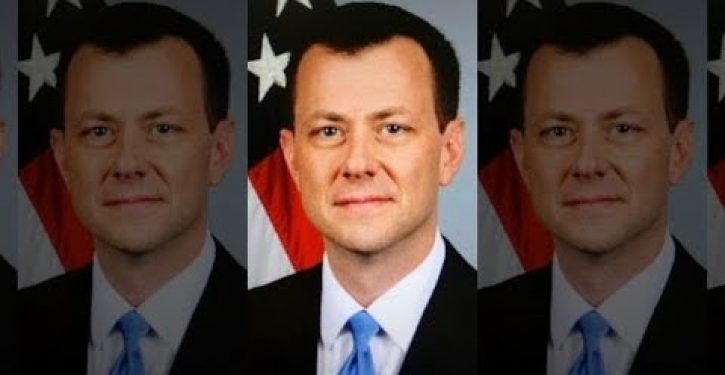 Peter Strzok reacts to his firing on newly minted Twitter account
