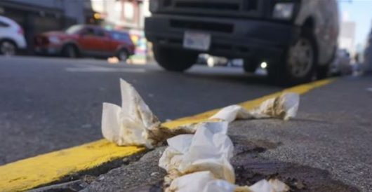 SF mayor says her city is drowning in poop: 'There's more feces … than I've ever seen' by Daily Caller News Foundation