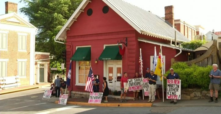 Tourist spending plummets in Virginia town where Sarah Sanders was ejected from restaurant